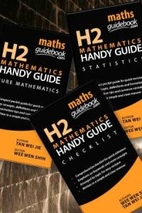 H2 Mathematics Handy Guide